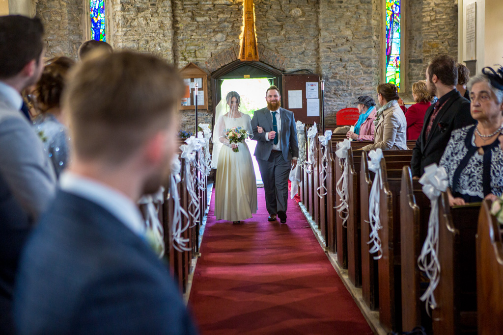 gower wedding church