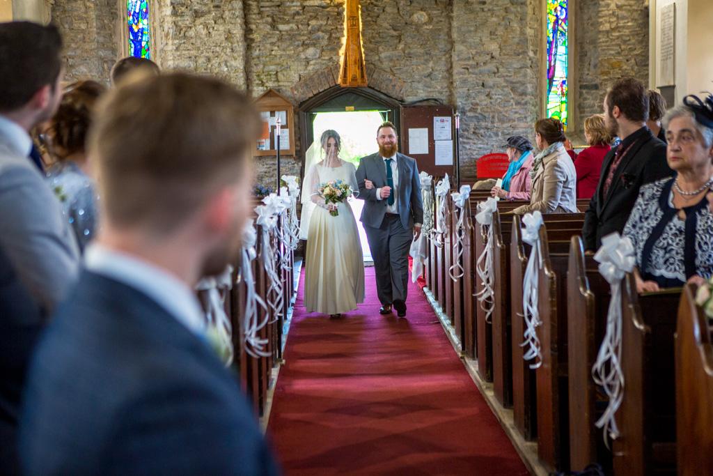 gower wedding church