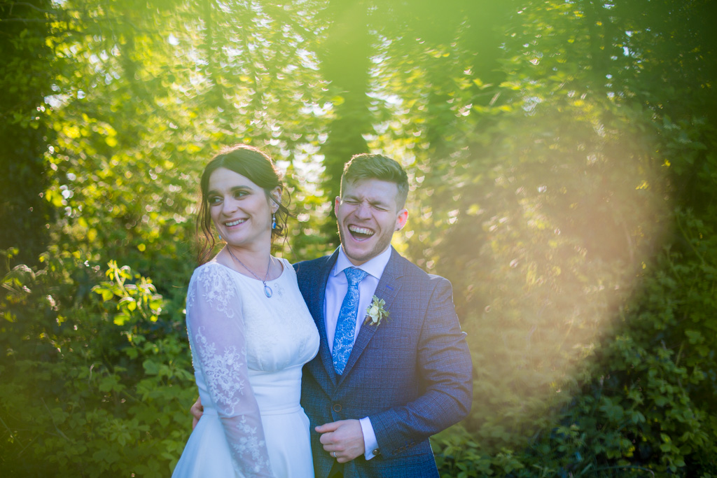natural wedding photography south wales