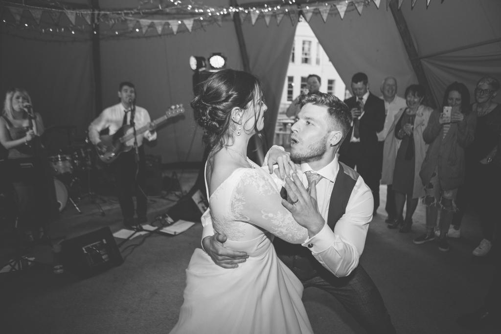 gower wedding first dance