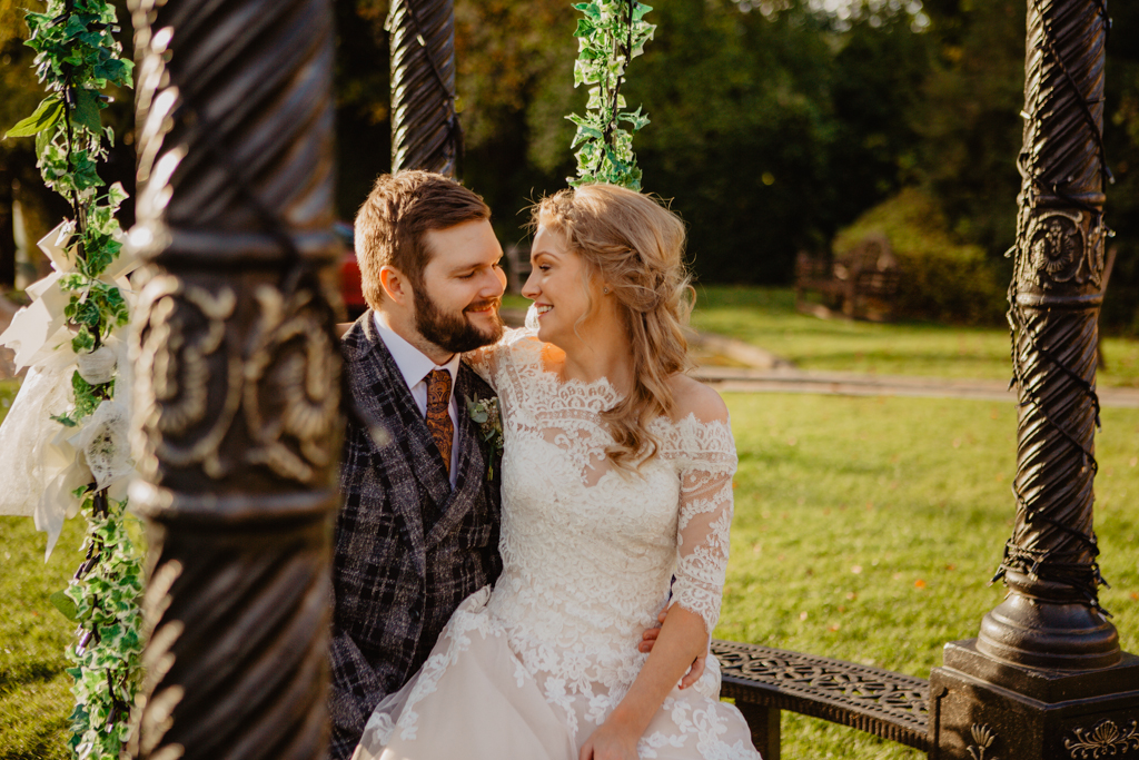 wedding photography decourceys manor Cardiff