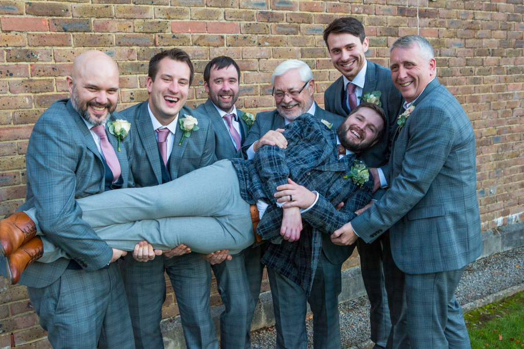 decourceys manor wedding photographer