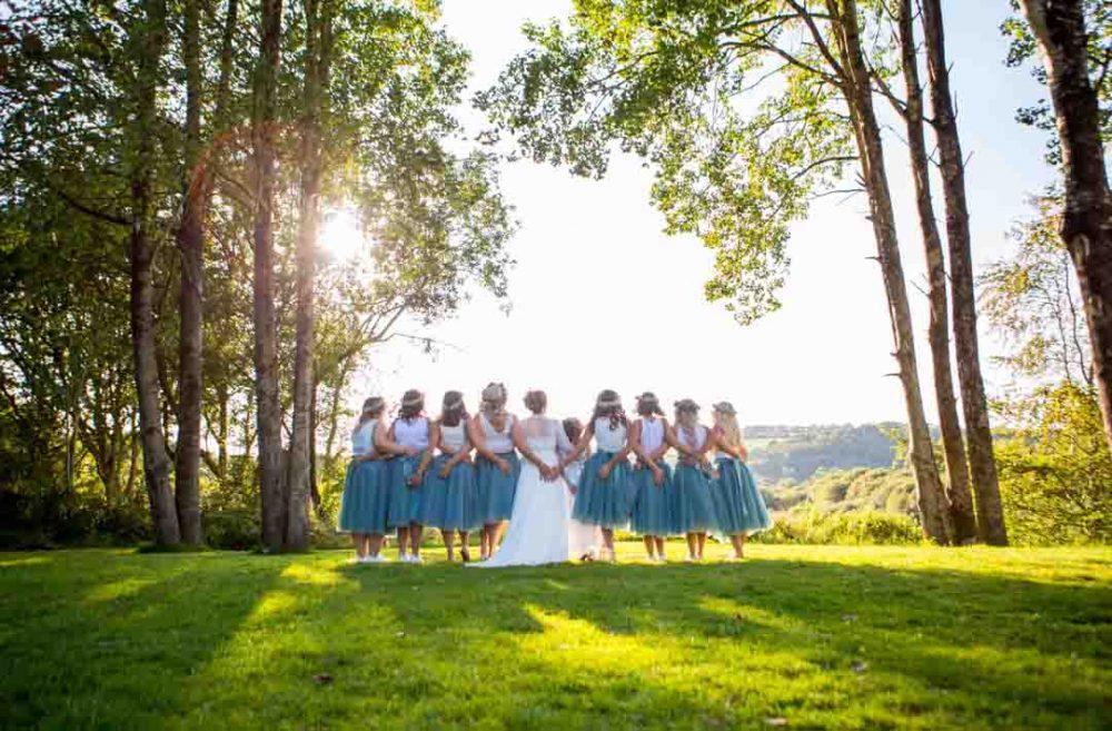 bridesmaids fforest
